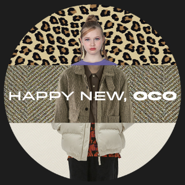 HAPPY NEW, OCO