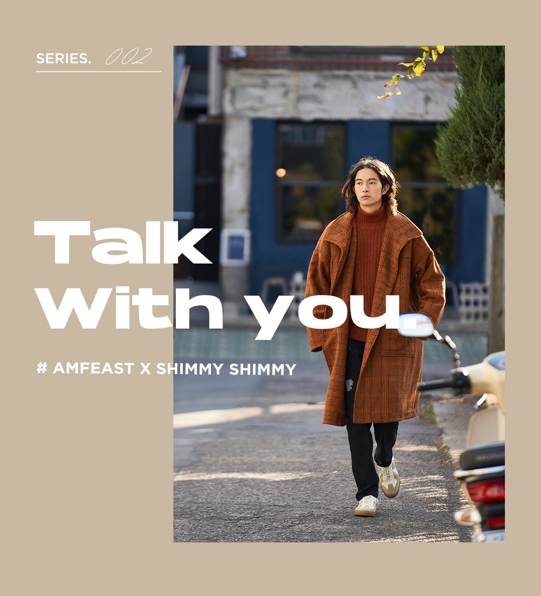 TALK WITH YOU #002