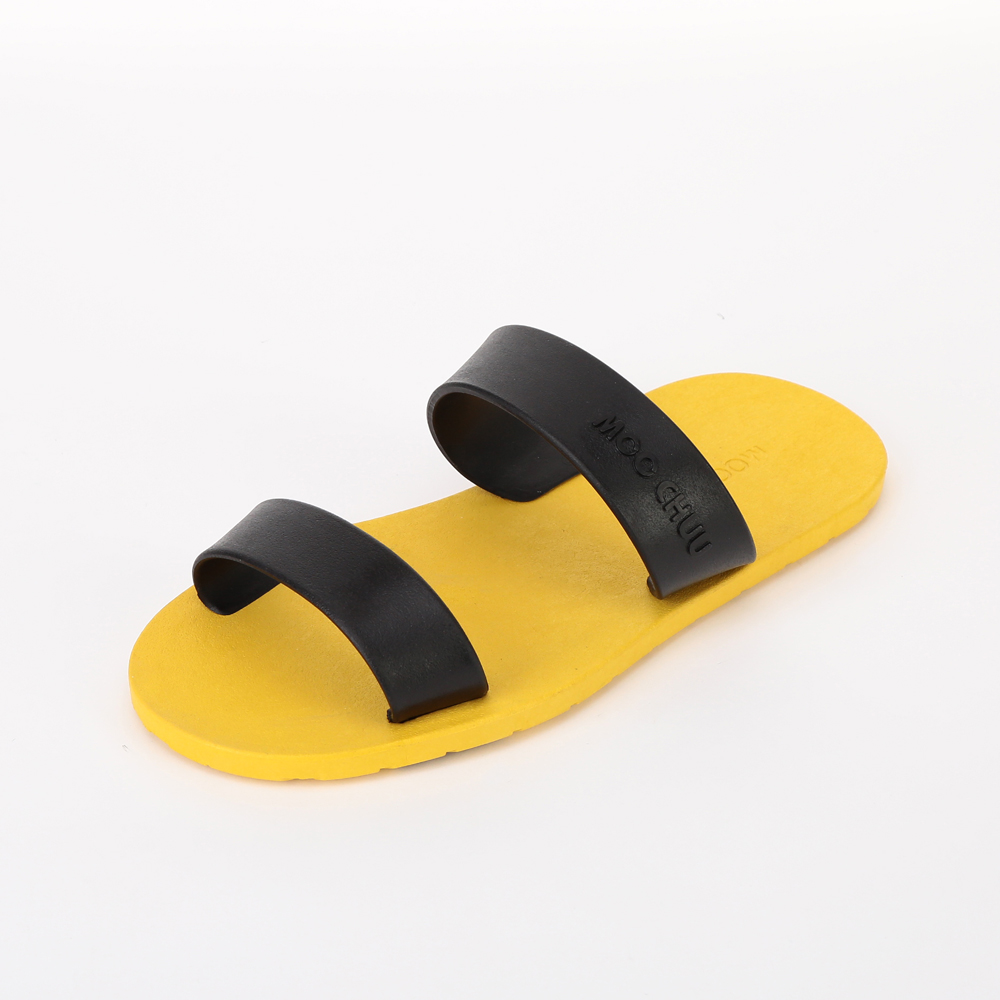 MC03 Two Straps, Yellow-Black