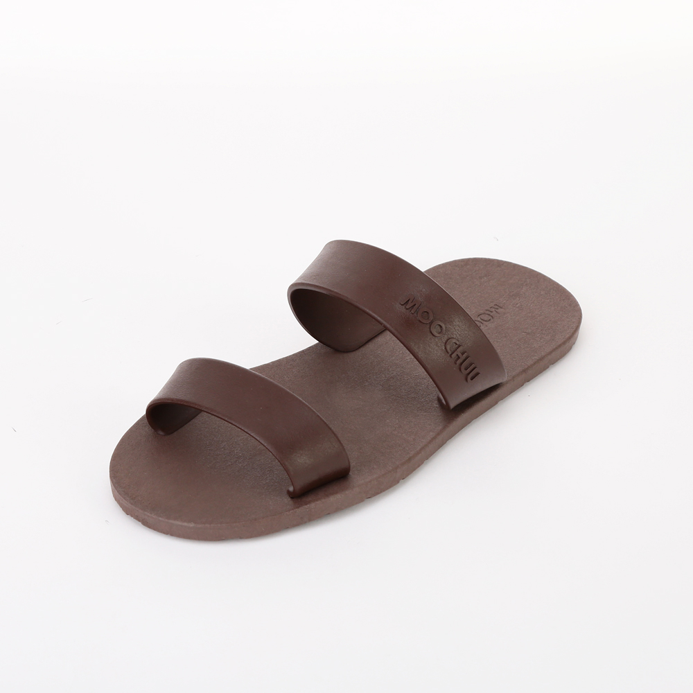 MC03 Two Straps, Brown-Chocolate