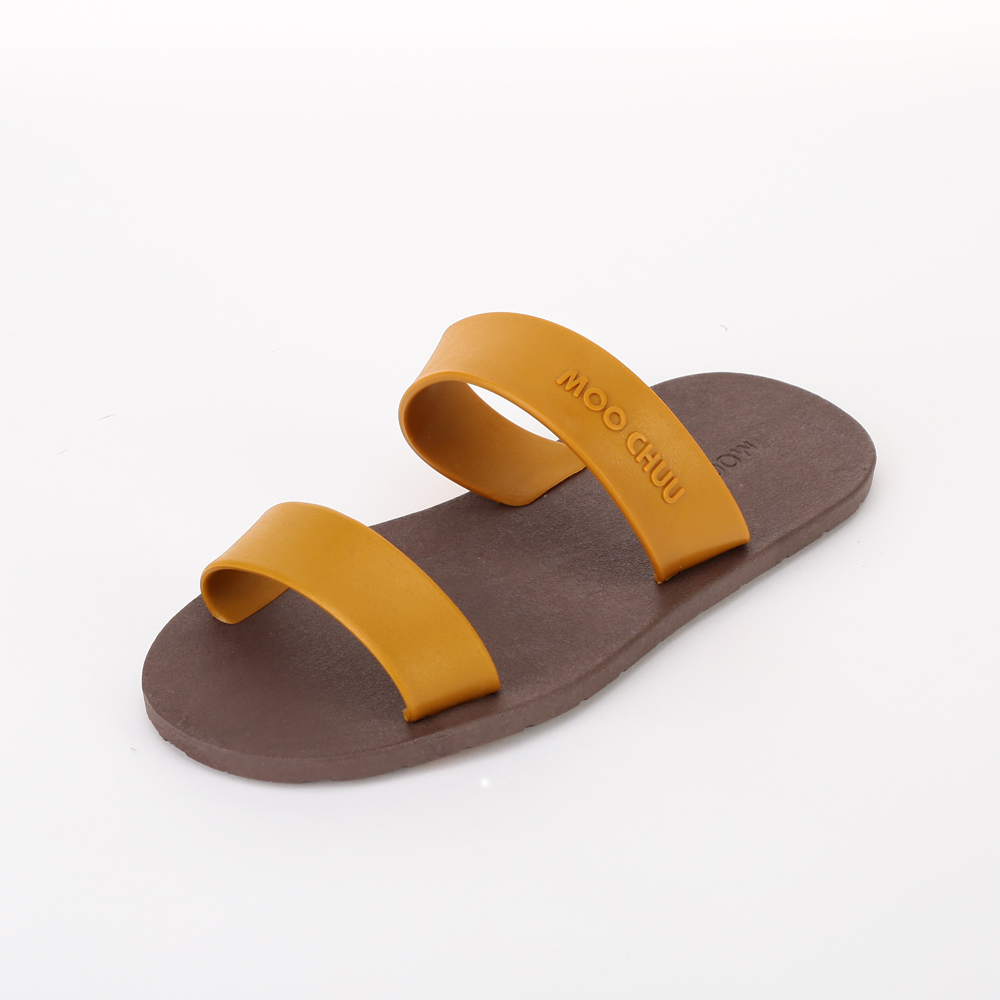 MC03 Two Straps, Brown-Coffee