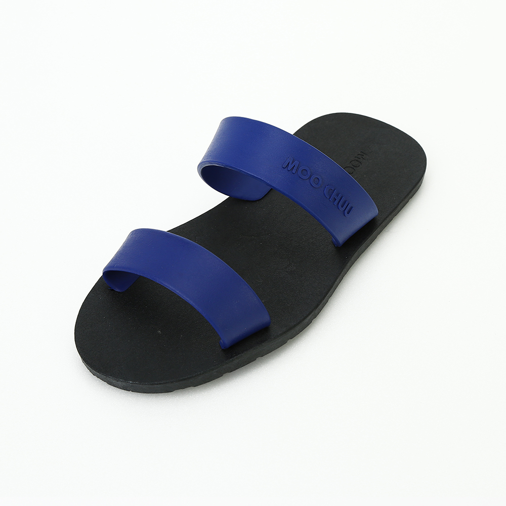 MC03 Two Straps, Black-Blue