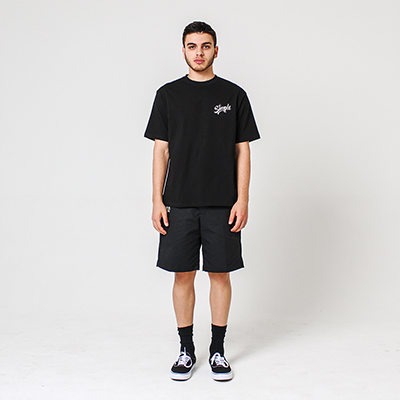 Simple Authentic T-shirt Black