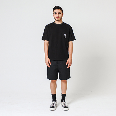 USN T-shirt Black