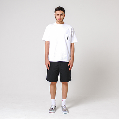 USN T-shirt White