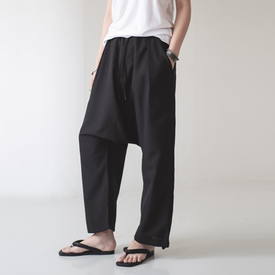 UNISEX_Wool_Set_Saruel_Pants_bk