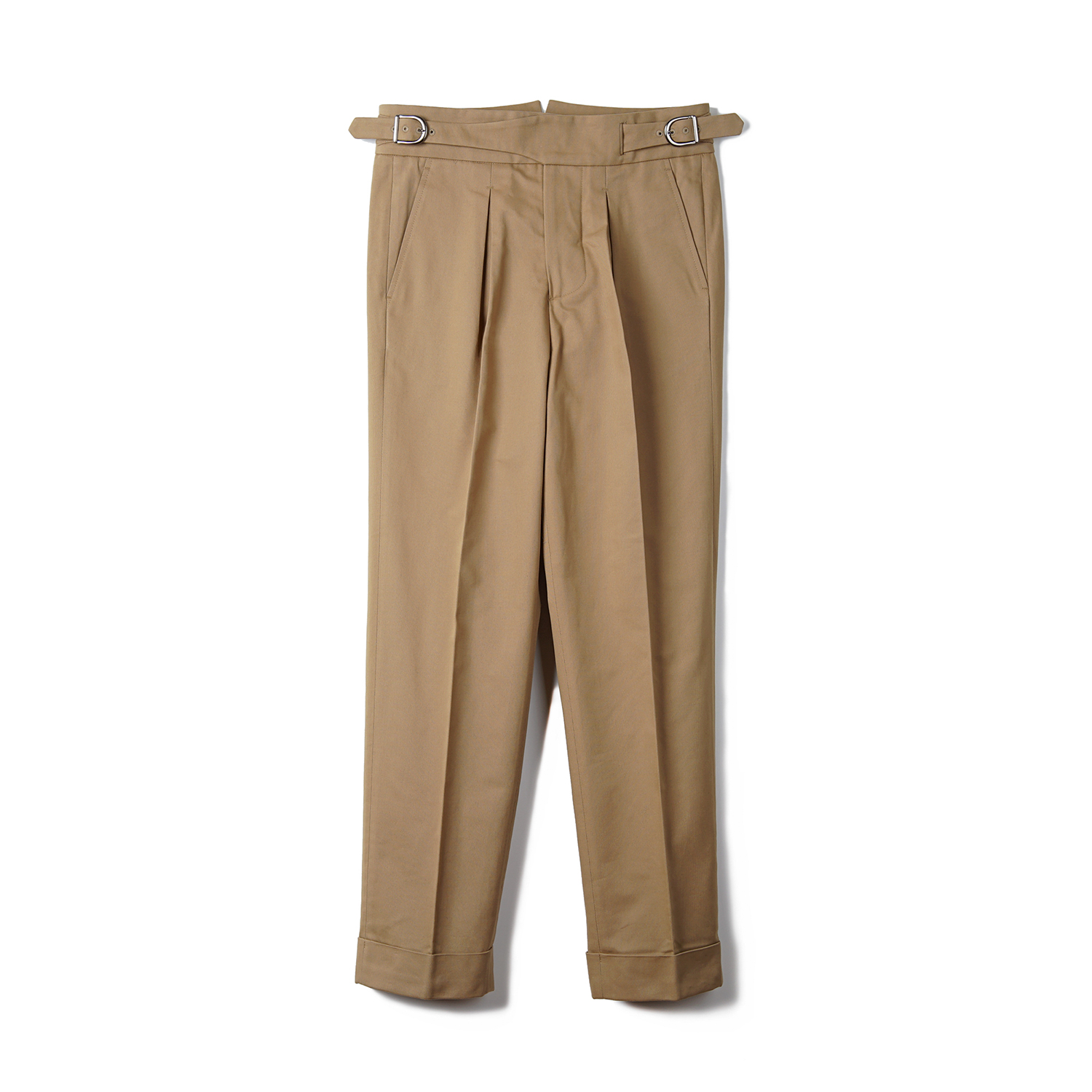 BTS Cotton Gurkha Pants - Khaki