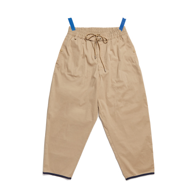 Portable pants (Beige)
