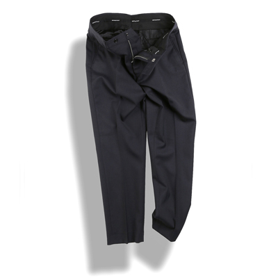 [09월21일 순차배송] BIRTHDAYSUIT : MODS TROUSERS (NAVY)