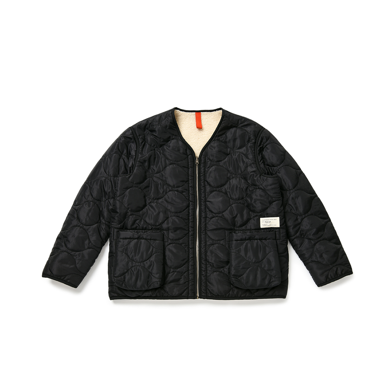 BU M QUILTING JK BLACK
