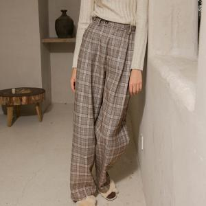 [르니나] LOUIS WIDE PANTS