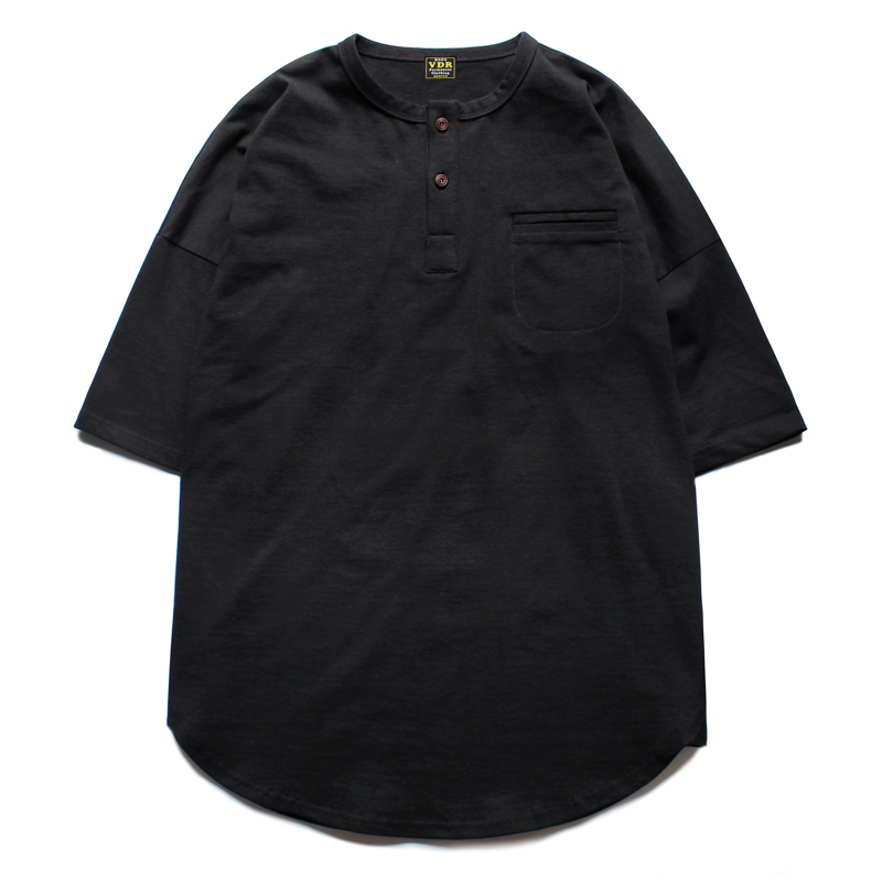 ARCHER SHORT SLEEVES [Black]