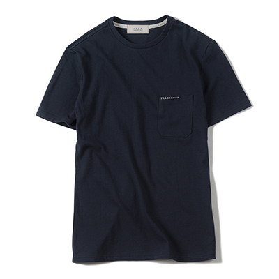 FRAGRANCE T-SHIRT (NAVY)