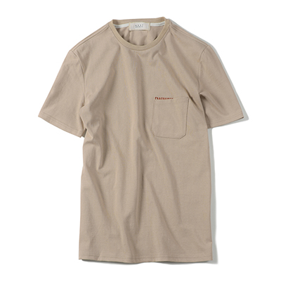 FRAGRANCE T-SHIRT (BEIGE)