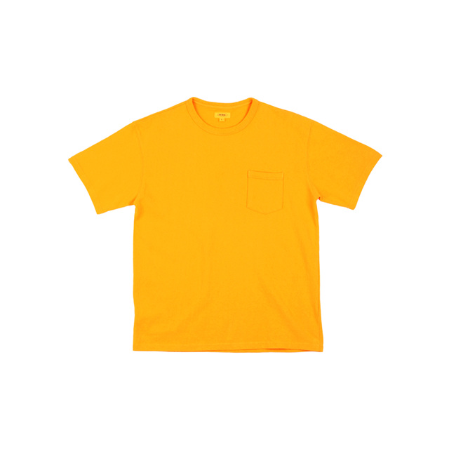 STEVEDORE TEE [YELLOW]