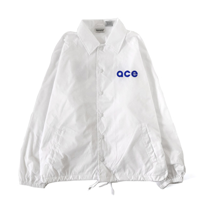 TENNIS BOY ACE LOGO COACHES JACKET